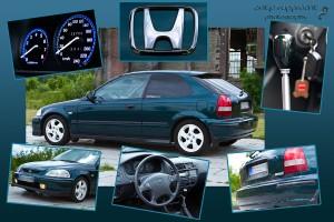 Honda Collage ar