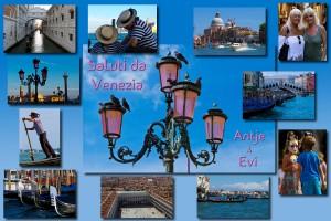 Saluti da Venezia 2014.08.22