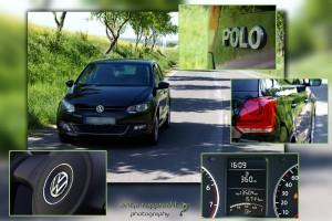 VW Polo Collage 3ar