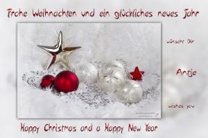 Weihnachtsgrüße 2016 ar