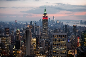 New York 3. Tag